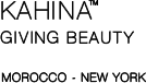 Kahina Giving Beauty logo